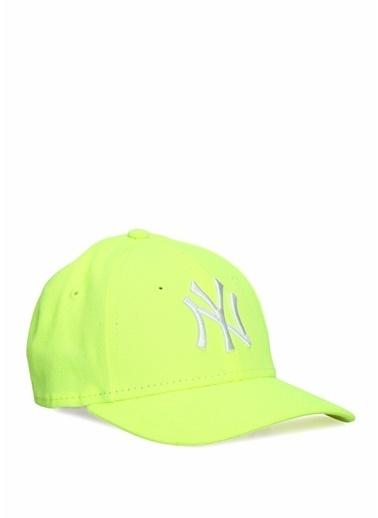 New Era New Era League Essential Neon  Unisex  Çocuk Şapka 101637959 Sarı